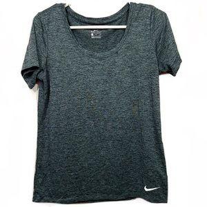 Nike Dri-Fit Crewneck Realxed Activewear T-Shirt